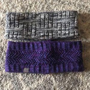 2 Running headbands